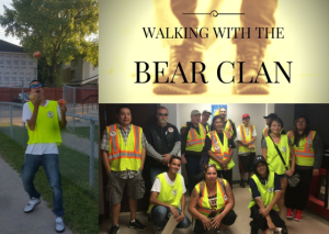 walking w bear clan